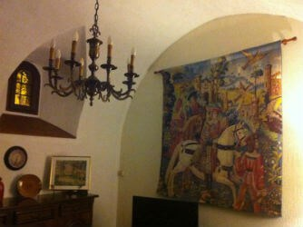 Hunting tapestries - hunt tapestry wall-hangings