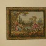 Francois Boucher tapestries - Louis XV tapestry art