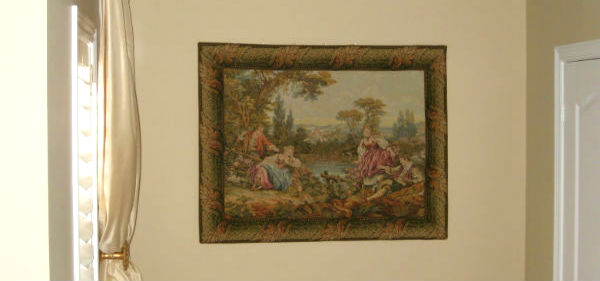 Francois Boucher tapestries - Louis XV tapestry art