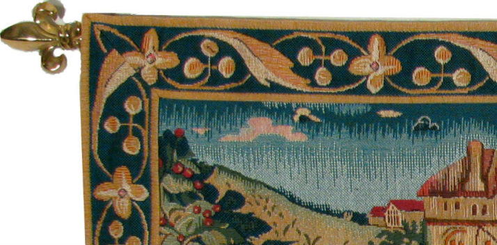 How To Hang A Tapestry Wall Hanging Care Of Tapestries