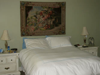 Elegant French tapestries - gobelin tapestry wallhangings