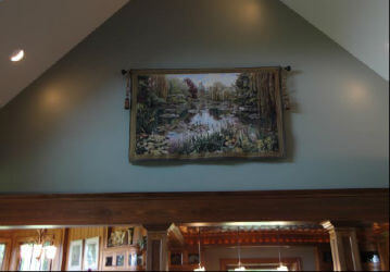 Large fine art tapestries - larger tapestry wall-hangings