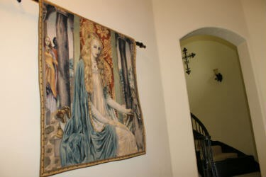 Arts and Crafts tapestry wall-hangings - wall art tapestries
