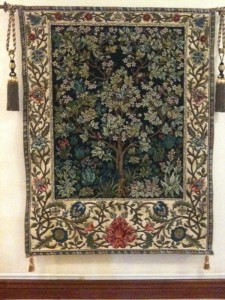 William Morris Tree of Life - my favourite tapestry