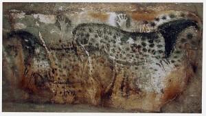 Lascaux cave paintings - ancient art tapestries