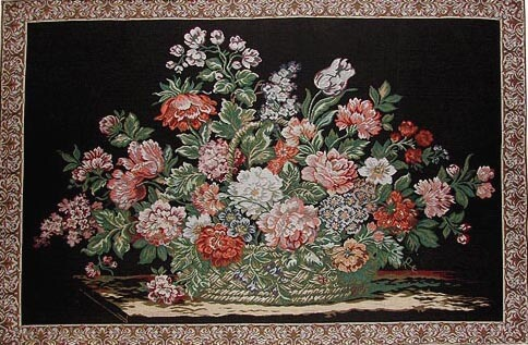 Floral tapestries sale - flower tapestry special offers
