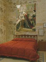 The Little Prince tapestry wall-hanging - Edmund Blair-Leighton