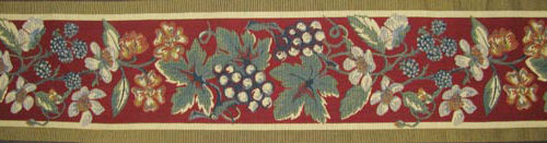 Tapestry borders - lengths of French or Italian border