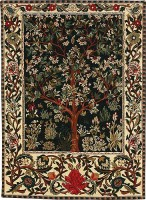 Tree of Life tapestry - William Morris tapestries