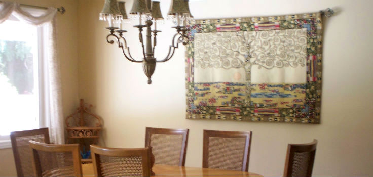 Italian tapestries - tapestry wall hangings