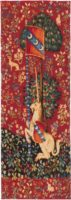 Unicorn tapestry - French medieval wall tapestries woven today