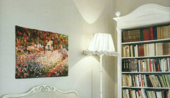Impressionist tapestries - Impressionism tapestry wallhangings