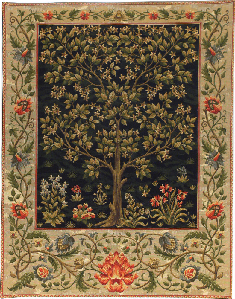 William Morris Tapestries Arts And Crafts Tapestry Wall