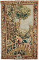 Enfants Jardiniers tapestry - Charles Le Brun tapestries