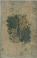 Willow Wall Tapestry blue - wall-hanging design by William Morris