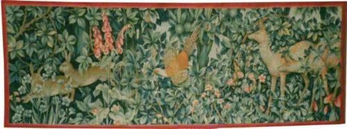 Greenery Tapestry - John Henry Dearle tapestries