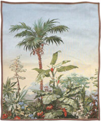 Banana tree tapestry - Sous les Tropiques tapestries